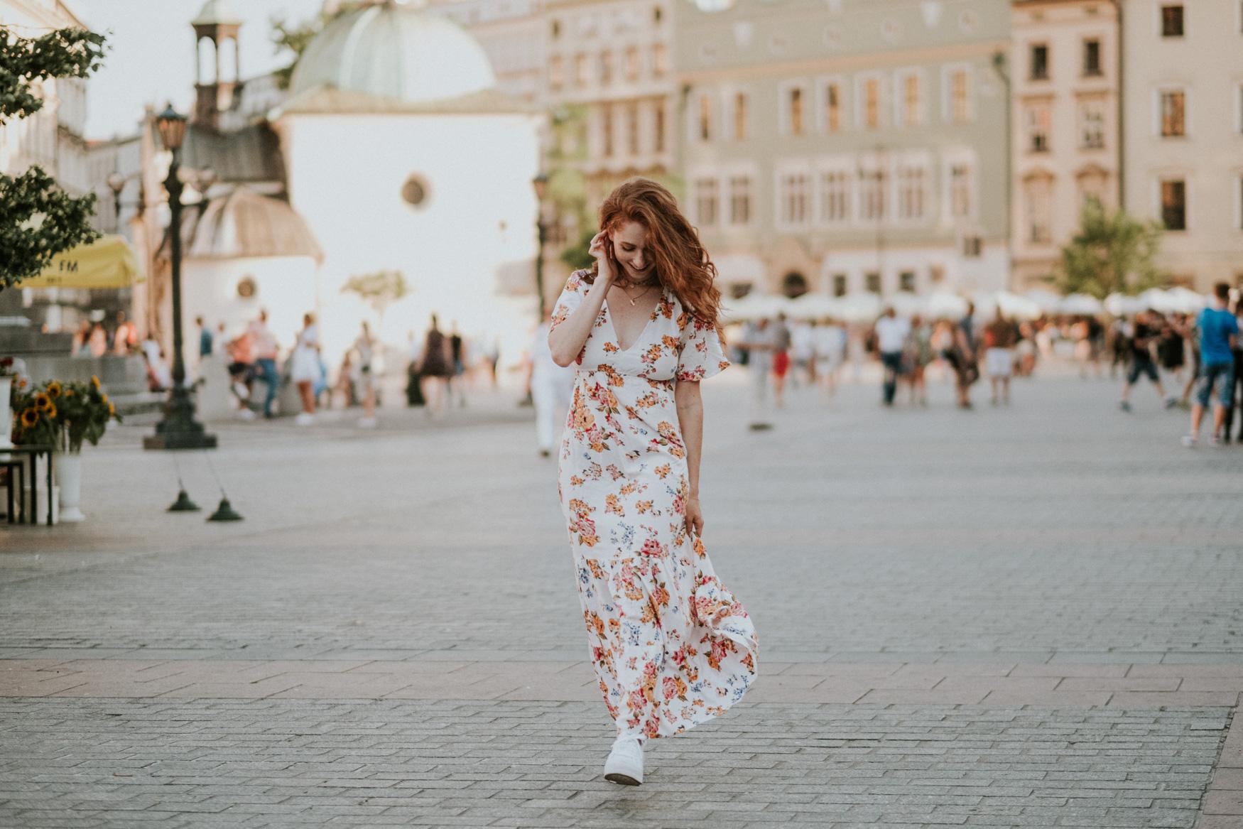 Sesja portretowa Marlena i Kraków