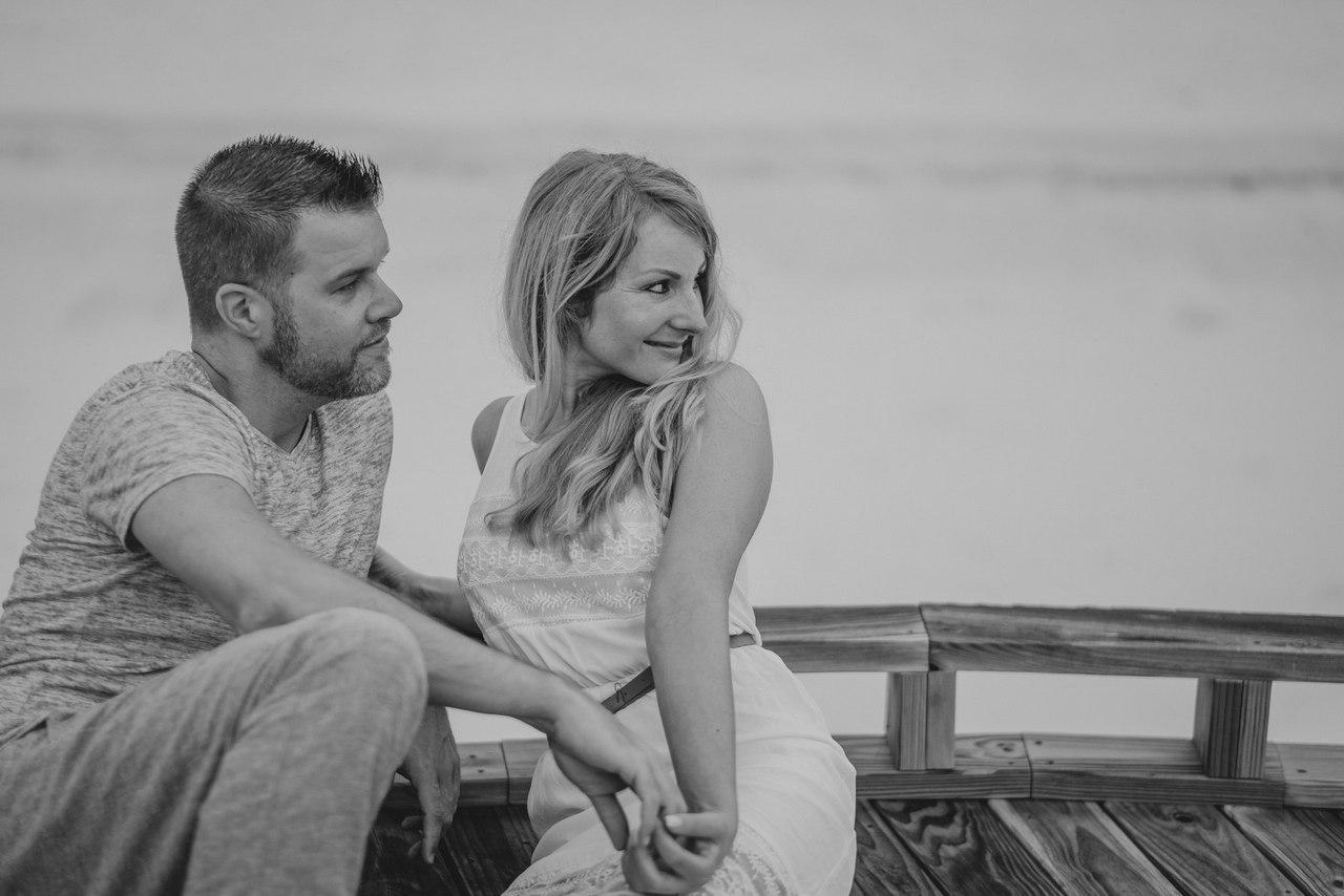 Sesja portretowa Vanessa i Marc