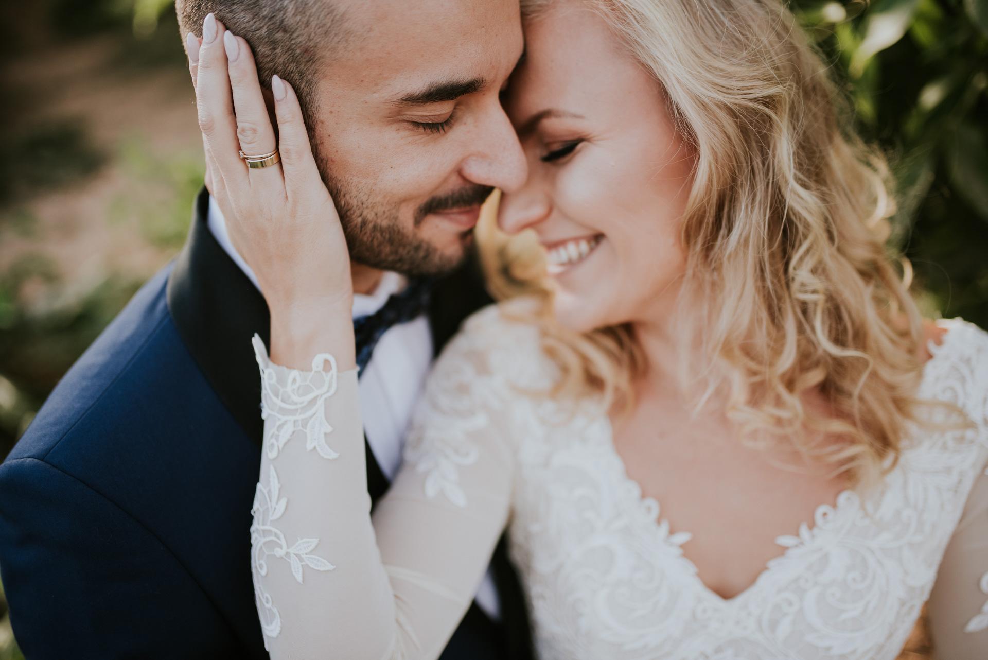 Sesja ślubna Marta i Sebastian