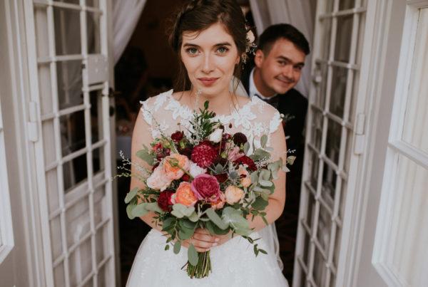 Sesja ślubna Agnieszka i Łukasz