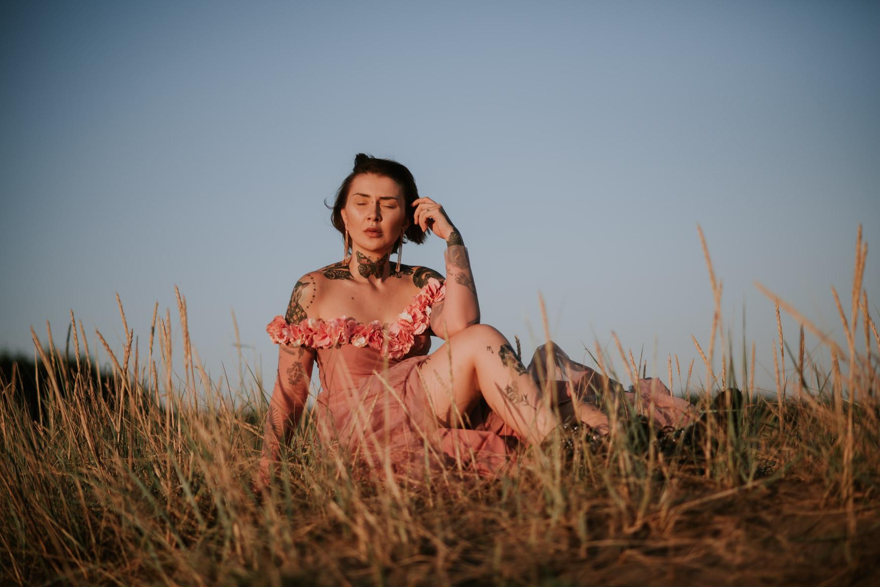 Sesja portretowa Viru