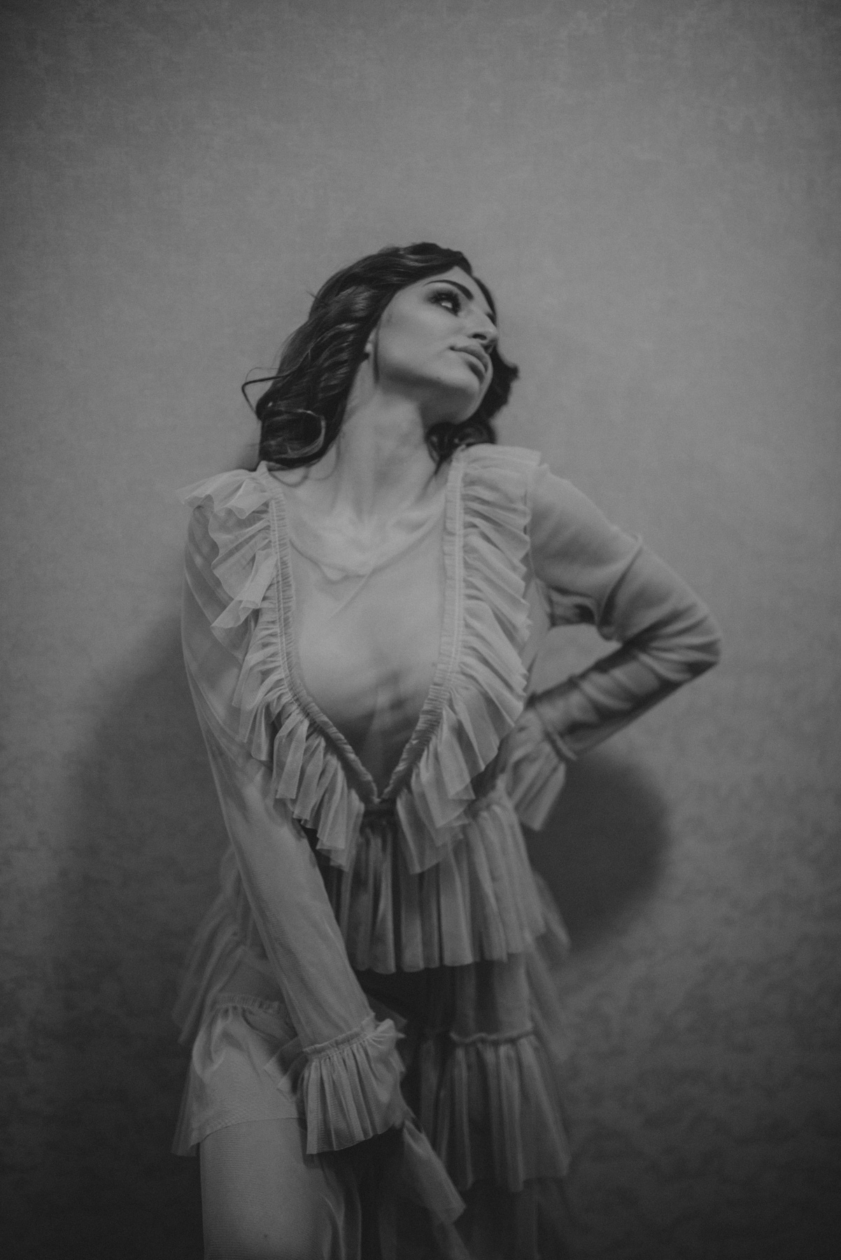 Sesja portretowa Zmysłowa Sesja Emilki
