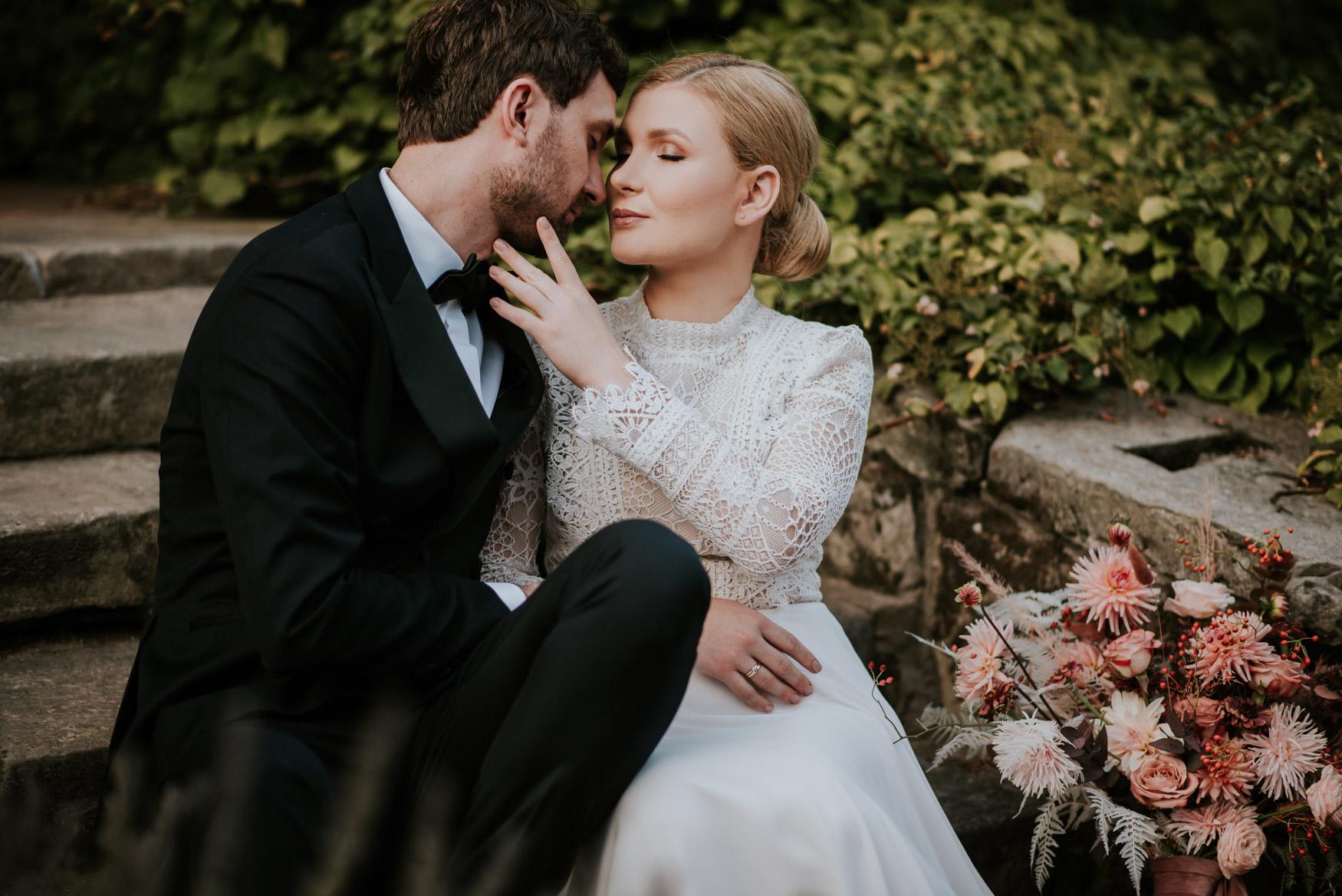 Sesja ślubna Jasna Dolina - Ewelina i Maciej
