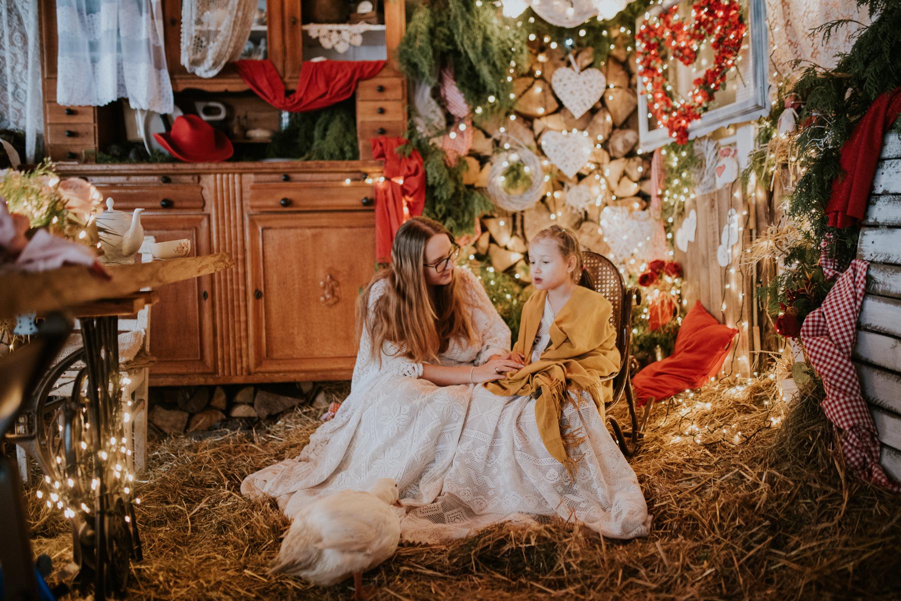 Sesja wędrujących sukienek Traveling Dress Polska - Maja i Monika