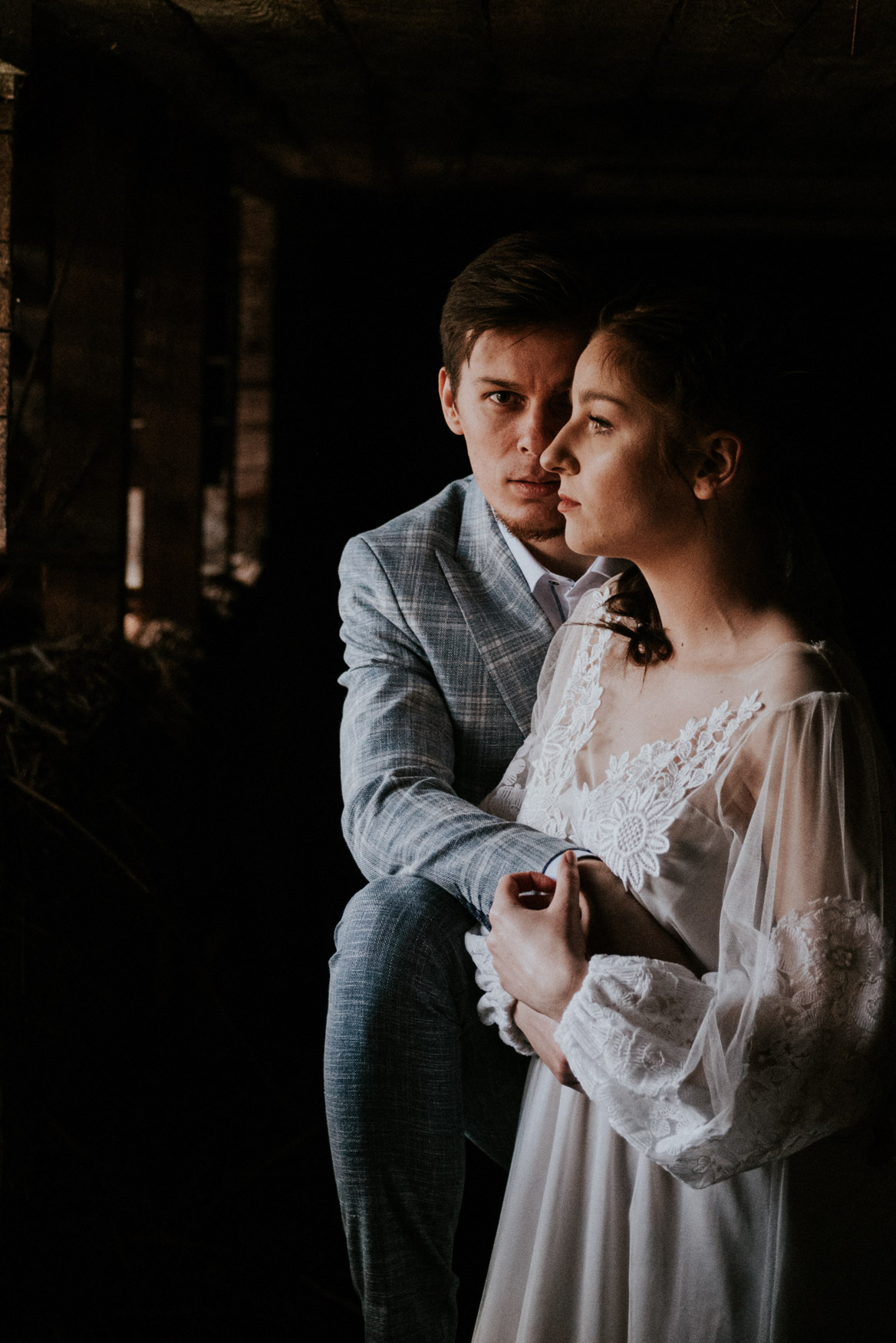 Sesja ślubna Agata i Arek
